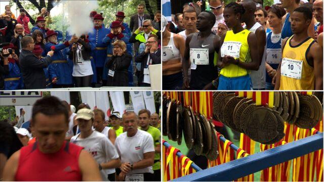 Walka z 42 kilometrami: 31. Wrocław Maraton