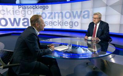 Timmermans szefem Komisji Europejskiej? Czarnecki: mamy liczbę blokującą