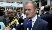 Tusk: Grupa Wyszehradzka nie wystawiła swojego kandydata w Brukseli
