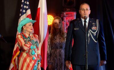 Mosbacher, Jacek i Bodnar na obchodach amerykańskiego Dnia Niepodległości