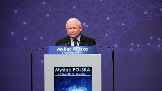 Kaczyński: musimy odrzucić wielką ofensywę zła