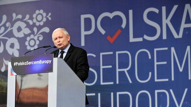 Kaczyński: w stosunkach międzynarodowych nie ma dobrych wujków