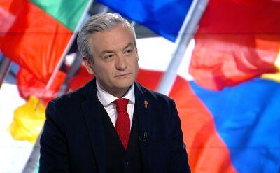 """Biedroń i Trzaskowski w """"Faktach po Faktach"""". Cała rozmowa"""