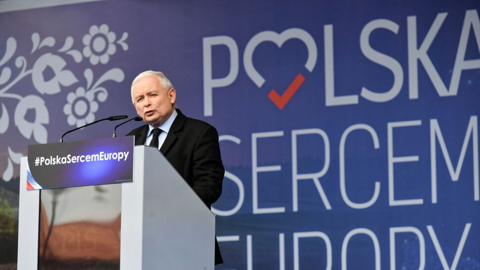 Kaczyński: kto podnosi rękę na Kościół, ten podnosi rękę na Polskę