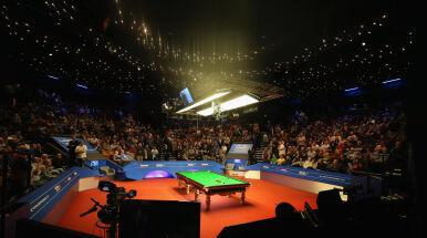 W Eurosport.pl studio z mistrzostw świata w snookerze