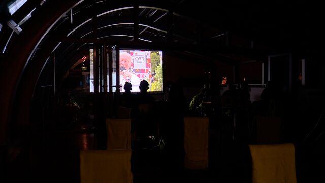 Alicja Myśliwiec: dla kina pogoda jest zawsze dobra