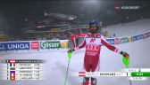Schwarz wygrał slalom w Schladming