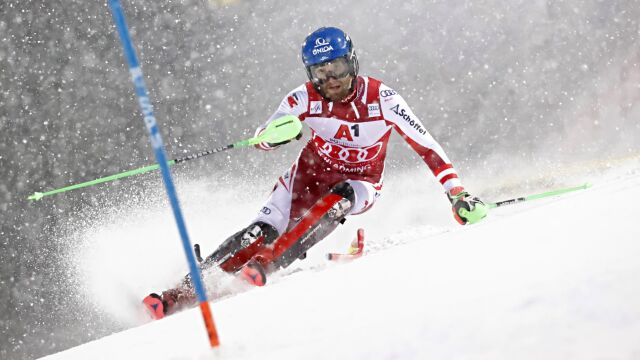 Schwarz udźwignął presję. Lider PŚ w slalomie powiększył przewagę w Schladming