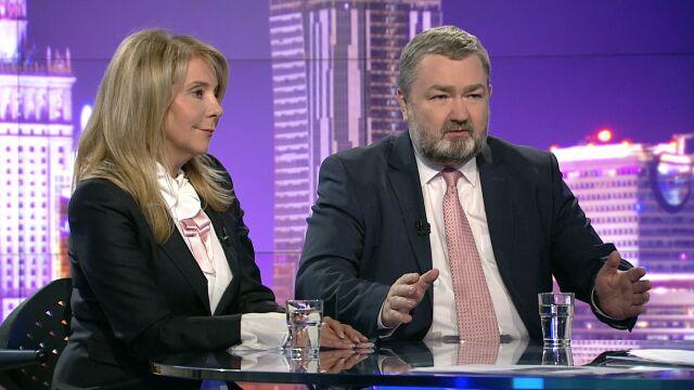 Karski: tęcza w Warszawie to nie jest prawo człowieka
