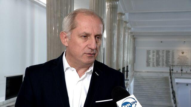 Neumann apeluje do Brudzińskiego
