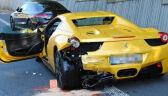 Kolejny kierowca trafi do aresztu po wypadku na Słowacji