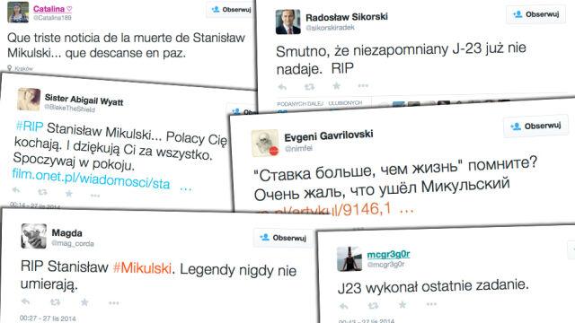 """""""J-23 już nie nadaje"""". Wspomnienie o Stanisławie Mikulskim"""