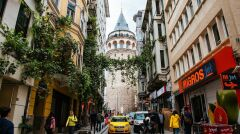 Wieża Galata, jedna z najpopularniejszych atrakcji turystycznych Stambułu