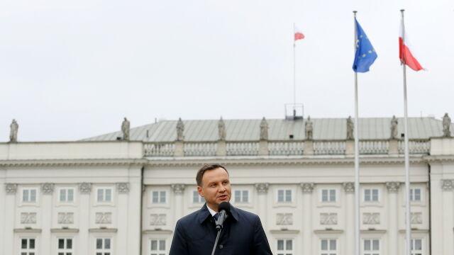 Całe przemówienie prezydenta Andrzeja Dudy