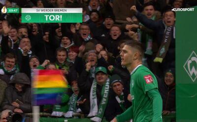 Rashica zapewnił Werderowi awans do ćwierćfinału Pucharu Niemiec