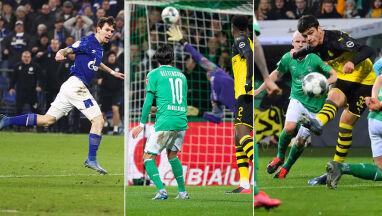 Pięć najbardziej efektownych goli Pucharu Niemiec. Trafienie 17-latka można oglądać w nieskończoność