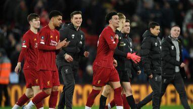 To idzie młodość. Liverpool zrobił awans