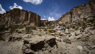 Sprzęt na Rajd Dakar dotarł do Peru. Po trzech tygodniach rejsu