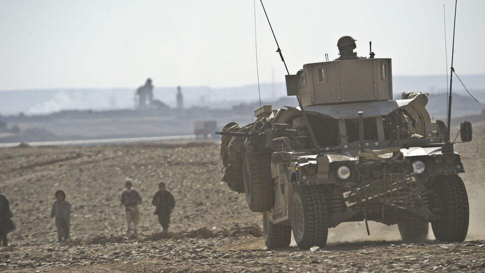 Eksplozja miny pułapki. Nie żyją amerykańscy żołnierze