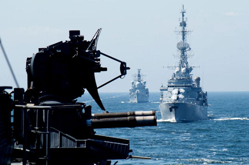 Kolejne okręty płyną w stronę Syrii. Z Rosji, izraelskie i NATO