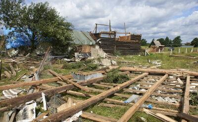 Sześć tysięcy złotych zasiłku za zniszczony dom
