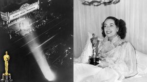 Crawford odebrała Oscara w łóżku, Hepburn nigdy nie przyszła. Takich Oscarów nie znacie