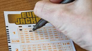 Padła główna wygrana w Eurojackpot