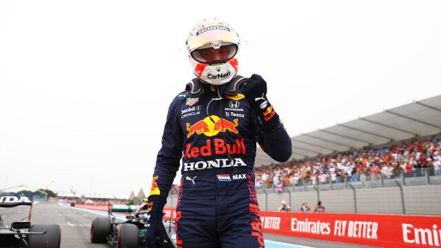 Verstappen najszybszy w kwalifikacjach
