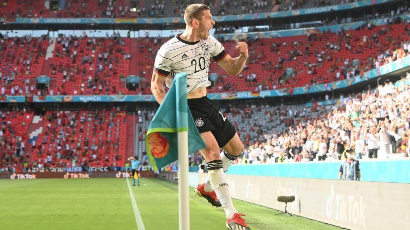 Ronaldo go zlekceważył, odegrał się na Euro. Wymarzona zemsta Niemca
