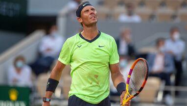 Nadal opuści Wimbledon i igrzyska.