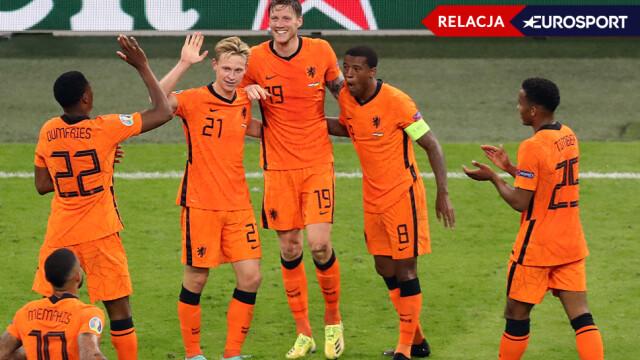 Gol, później festiwal niewykorzystanych szans w meczu Holendrów