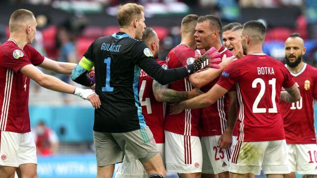 Szał radości i niespodzianka w Budapeszcie. Węgrzy postawili się mistrzom