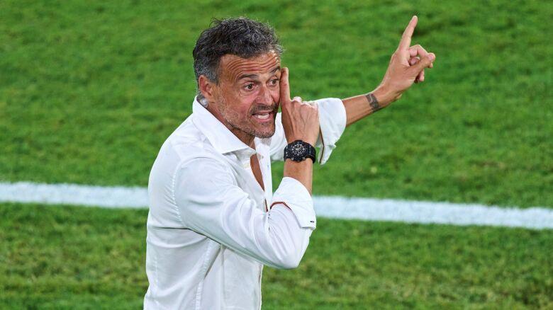 Trener Hiszpanów zdradził plan na mecz z Polską