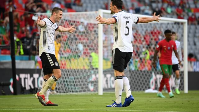 Niemcy podnieśli się w wielkim stylu. Bezlitośni dla obrońców tytułu