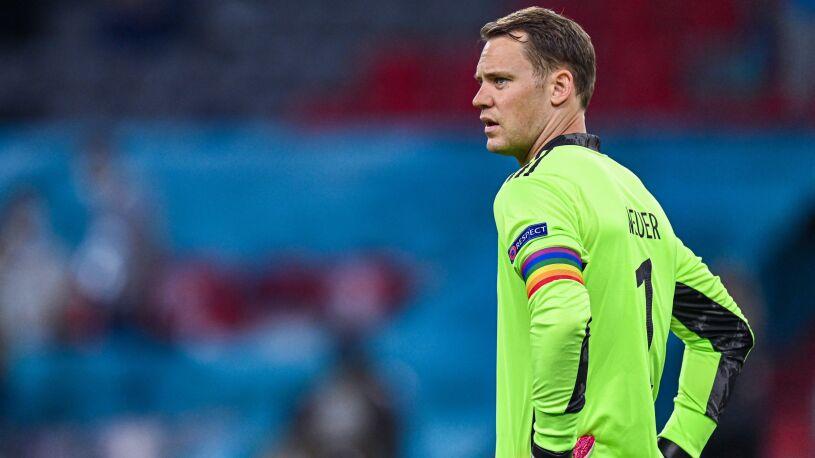 UEFA zajmuje się sprawą opaski Neuera