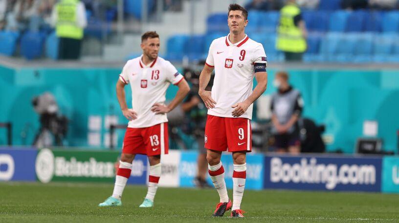 Same nieszczęścia Polaków. Porażka na początek Euro