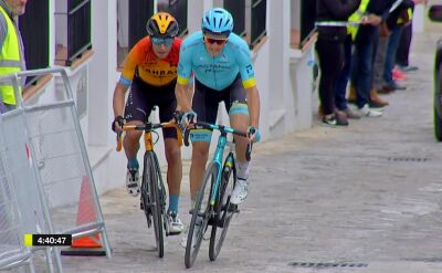 Fuglsang wygrał 1. etap Vuelta a Andalucia