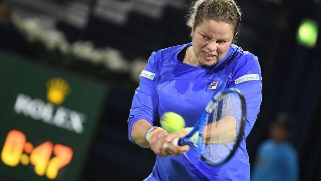 Wygrywała tam dwukrotnie. Clijsters z dziką kartą na Indian Wells