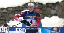 Johannes Boe wygrał bieg masowy w mistrzostwach świata w Anterselvie