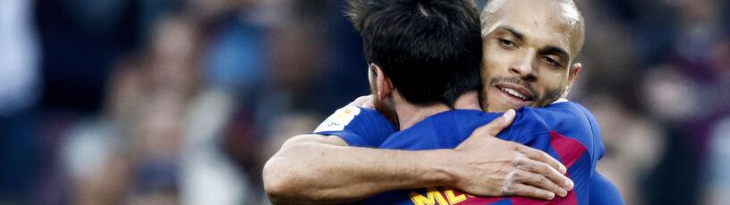 """""""Nie upiorę koszulki po tym, jak przytulił mnie Messi"""""""