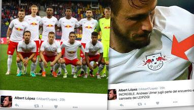 Kuriozalna pomyłka w eliminacjach LM. Piłkarz zagrał w koszulce innego klubu