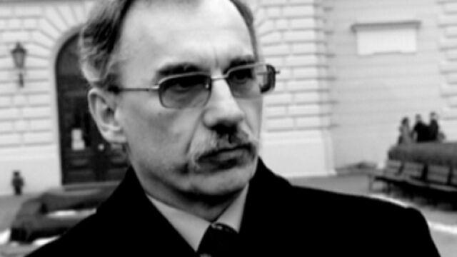 """Prof. Michałek   nie żyje. """"Niepowetowana strata..."""""""