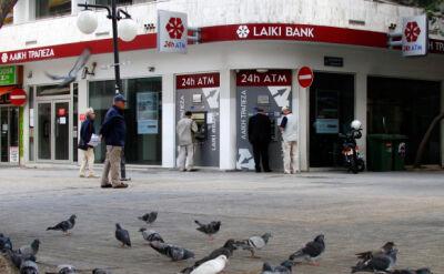 Elementem planu pomocy dla Cypru jest likwidacja jednego z największych banków