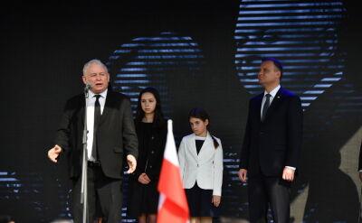 Kaczyński: wyraz odrzucenia lęku oraz przywrócenia godności państwa