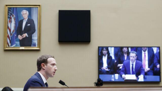 Zeznania Marka Zuckerberga