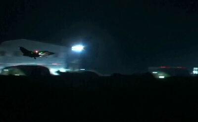 Tornada wracają z akcji. Nagranie z bazy na Cyprze