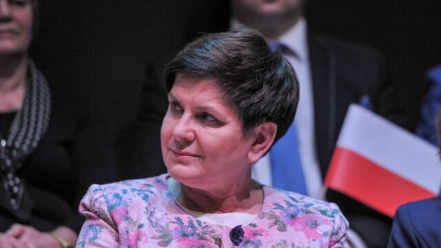 Beata Szydło - kandydatka w plebiscycie Mistrz Riposty 2019