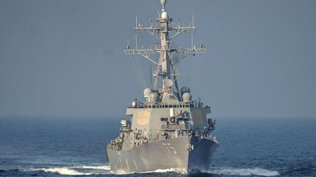 Jeden niszczyciel ma większą siłę uderzeniową, niż cała polska marynarka