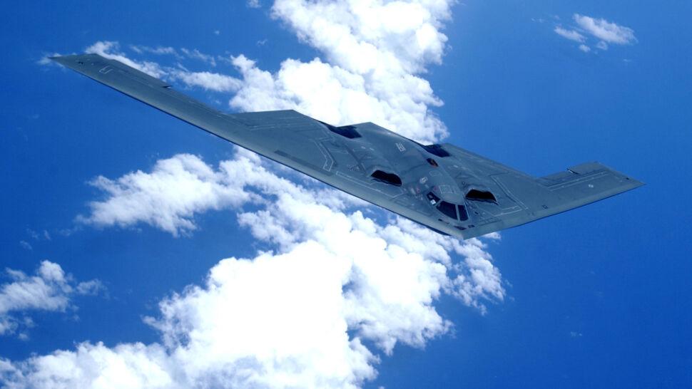"""""""Niewidzialne"""" bombowce wylądowały.  """"Będą latać i prowadzić misje w całej Europie"""""""