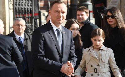 Andrzej Duda: wieczna pamięć i smutek z powodu tego, że odeszło tak wielu dobrych ludzi